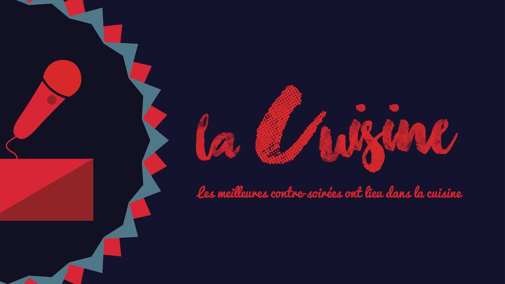 Logo de la Cuisine (web radio)