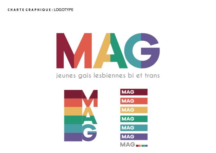 Logo MAG Jeunes LGBT